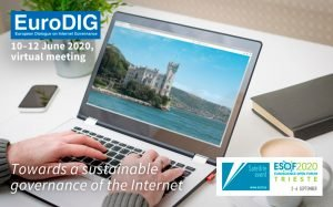 EuroDIG @ WEB-STREAMED | TIME CEST | Trieste | Friuli-Venezia Giulia | Italy