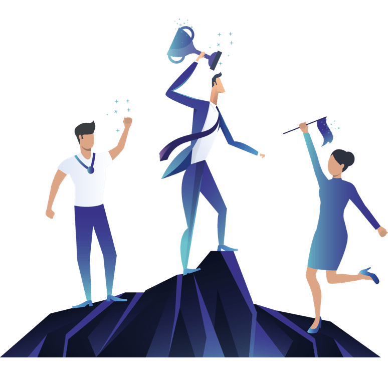 Facilitating participation in a well-established pitching competition